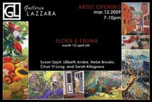 Galleria Lazzara Invitation