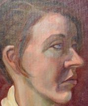 Ami Portrait detail