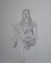Lisa sketch
