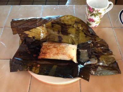 Tamal Breakfast