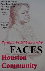 Invitation to FACES: Houston Community